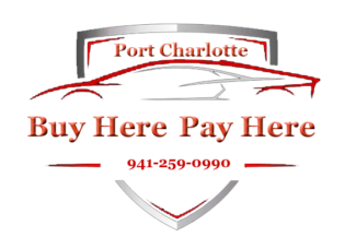 Buy Here Pay Here Port Charlotte Logo New Number
